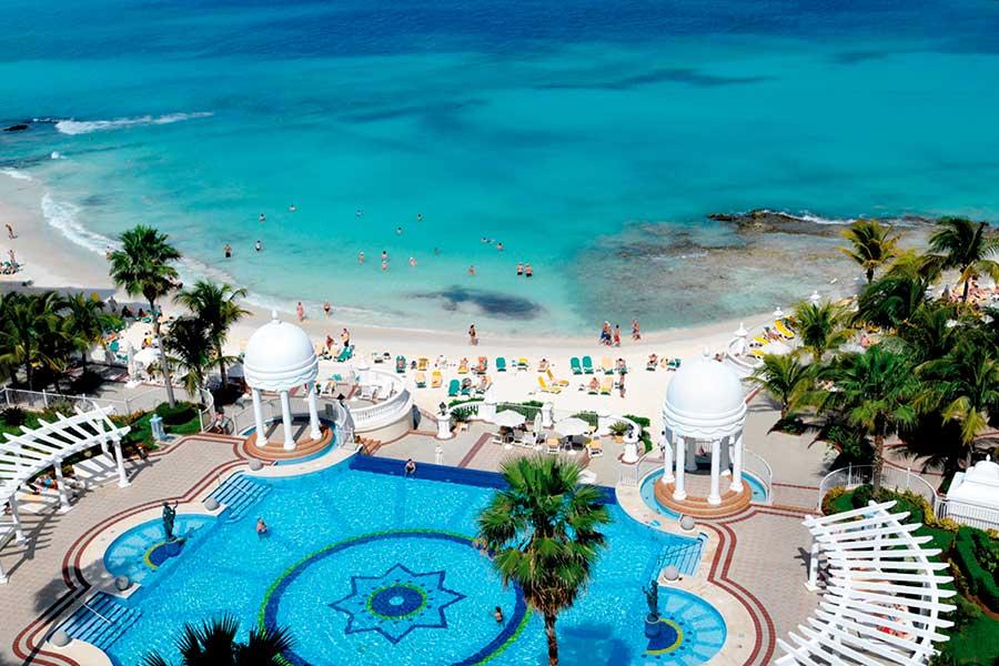 Hotel Riu Palace Las Americas All Inclusive Hotel Punta Cancun