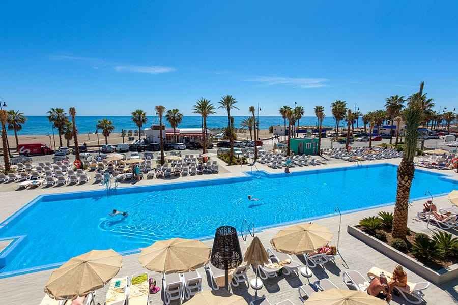 Clubhotel riu costa del sol all inclusive hotel torremolinos for Hotel luxury costa del sol torremolinos