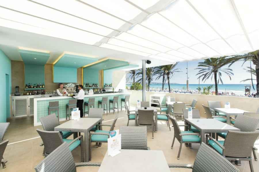Hotel Riu San Francisco Mallorca Playa Palma