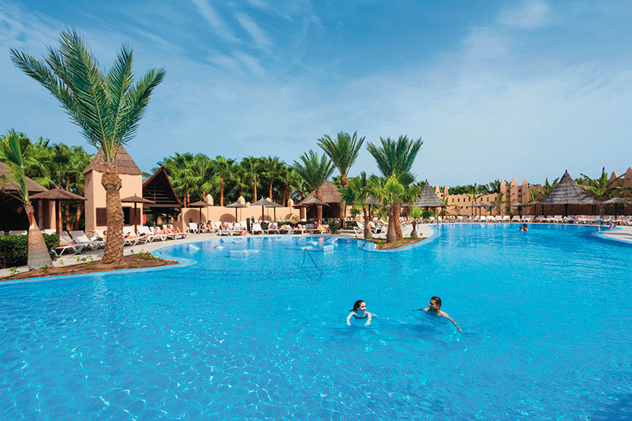 ClubHotel Riu Funana - Outdoor pool