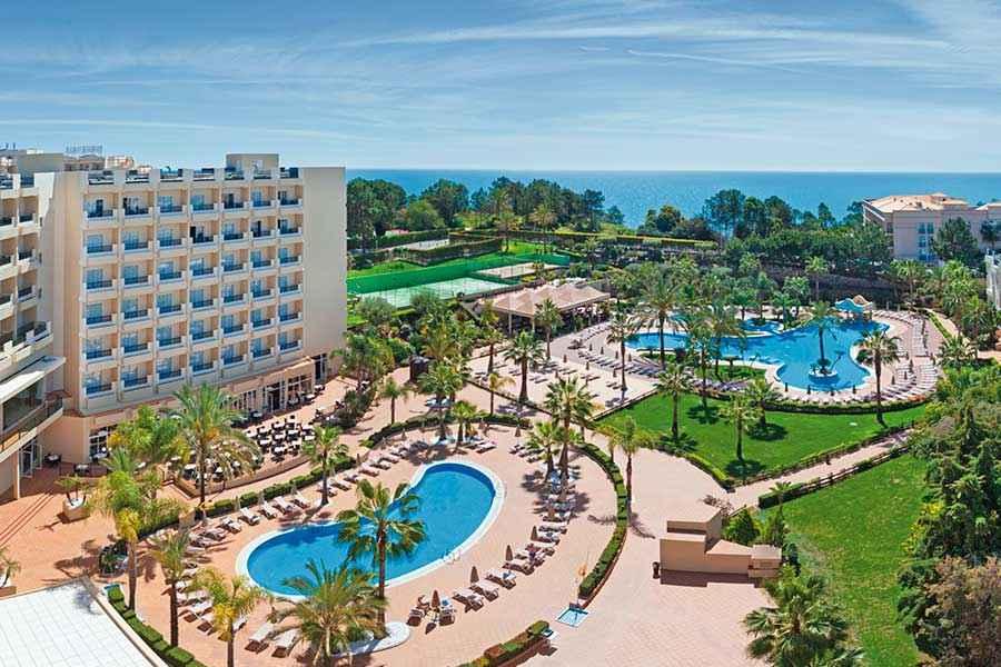Clubhotel Riu Guarana All Inclusive Hotel Praia Da Fal 233 Sia