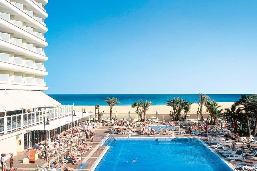 Hotel Riu Oliva Beach Resort Hotel Playa De Corralejo Todo Incluido