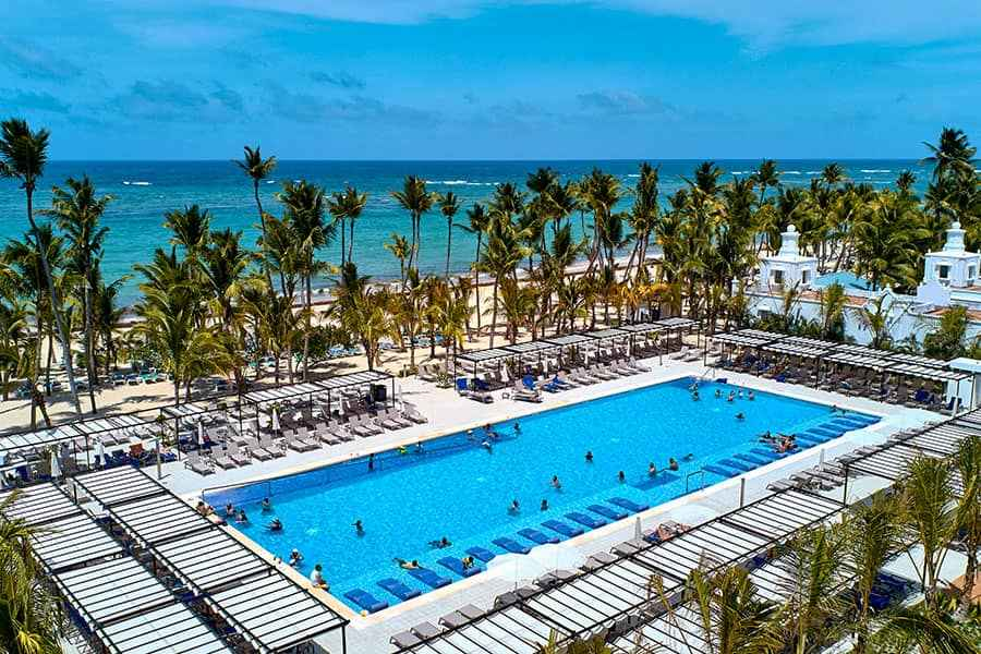 Punta Cana Hotels >> Hotel Riu Palace Punta Cana All Inclusive Hotel In Punta Cana