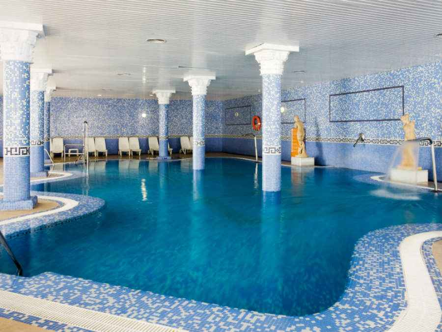 ClubHotel Riu Chiclana - Indoor pool