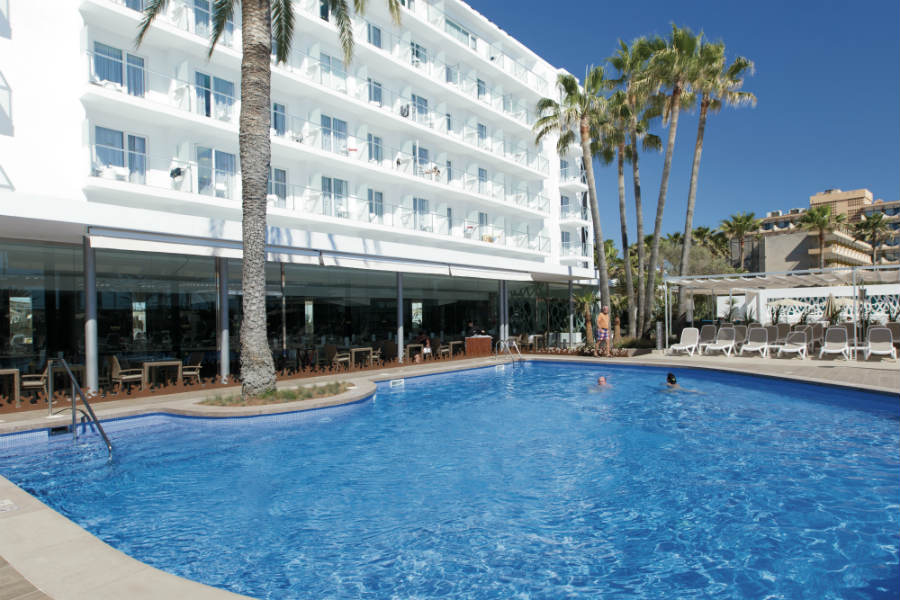 Hotel Riu San Francisco - Outdoor pool