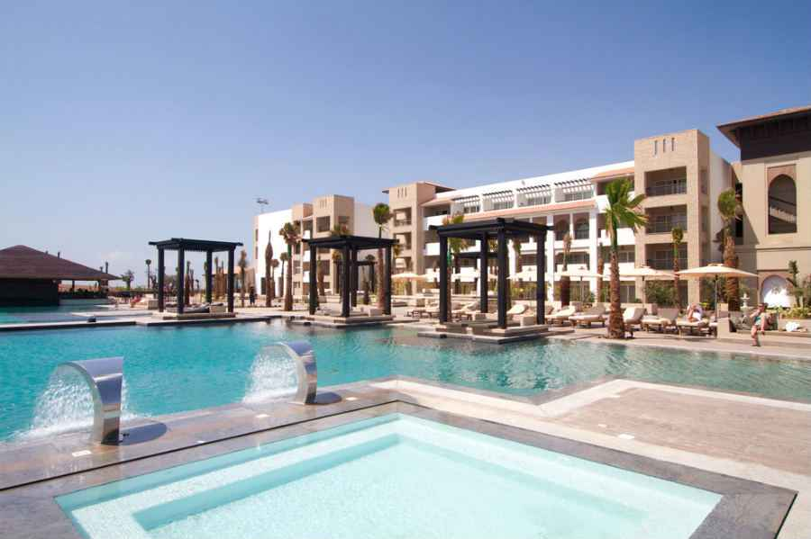 Hotel Riu Palace Tikida Agadir - Outdoor pool