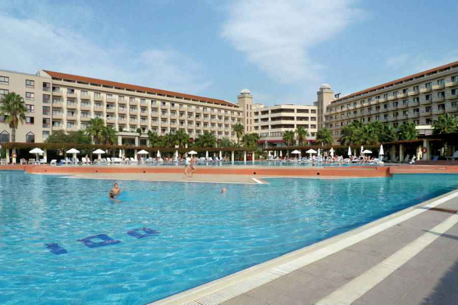 Hotel Riu Kaya Belek - Outdoor pool