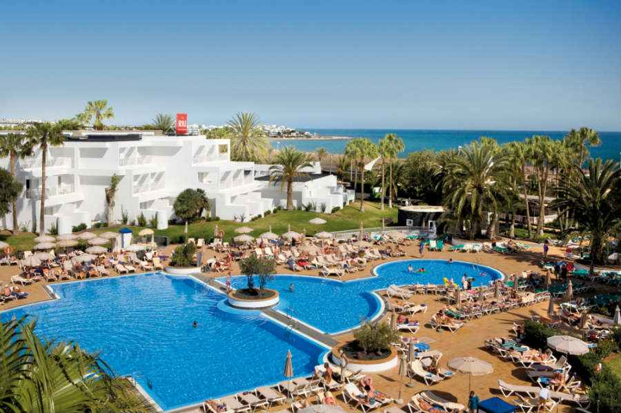 ClubHotel Riu Paraiso Lanzarote Resort - Outdoor pool