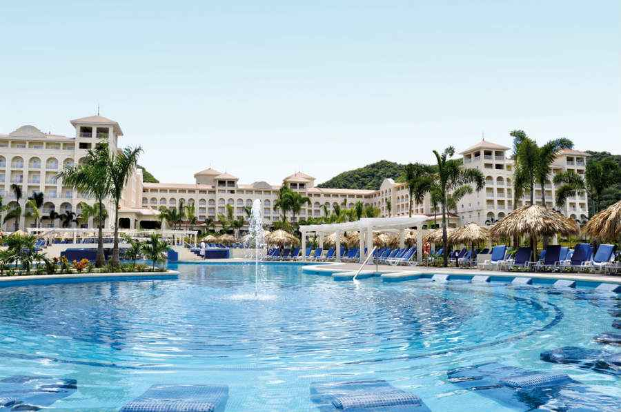 Hotel Riu Guanacaste - Outdoor pool