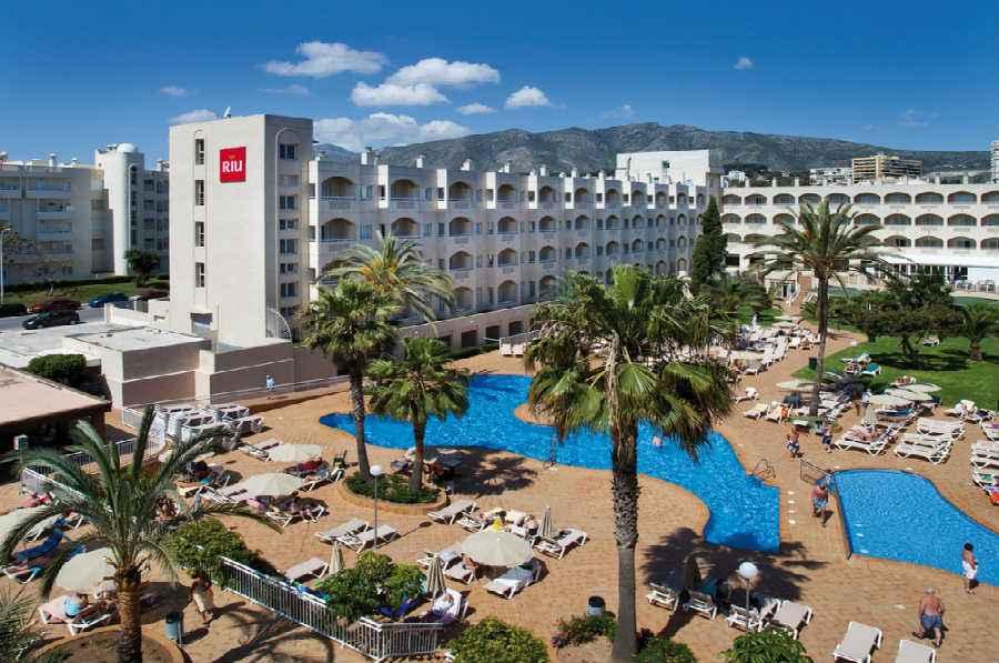 Riu Costa Lago Hotel Torremolinos Spain