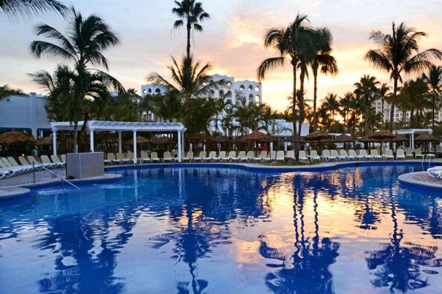 Hotel Riu Jalisco Hotel Puerto Vallarta Familiar Tudo Incluído