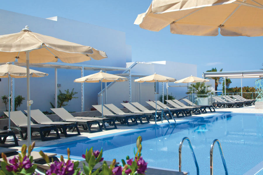 Hotel Riu La Mola - Outdoor pool