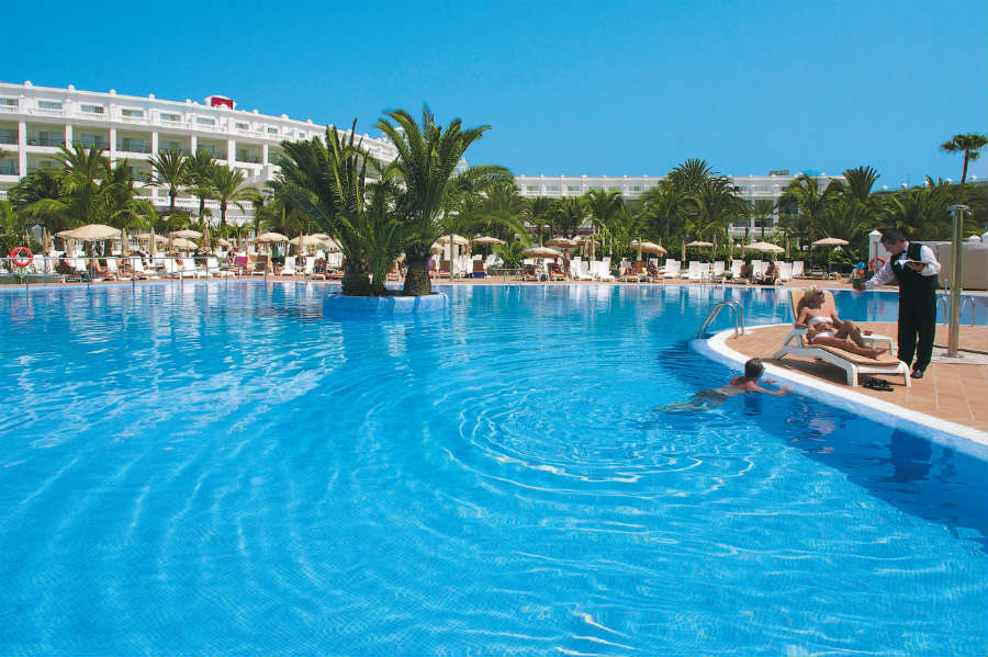 Hotel Riu Palace Maspalomas - Outdoor pool