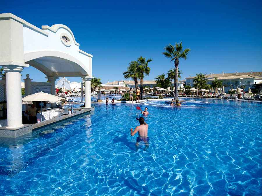 ClubHotel Riu Chiclana - Outdoor pool