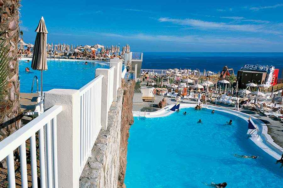 ClubHotel Riu Vistamar - Outdoor pool