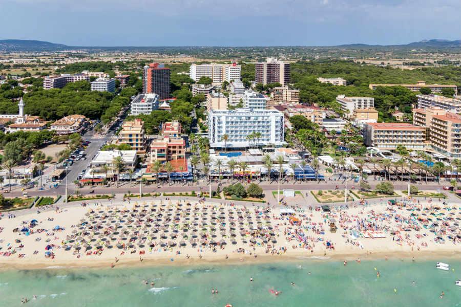 Hotel Riu Festival Playa De Palma Mallorca
