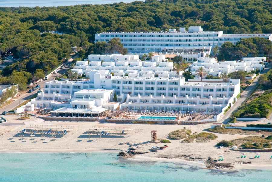 Hotel Riu La Mola Hotel Playa De Migjorn Formentera