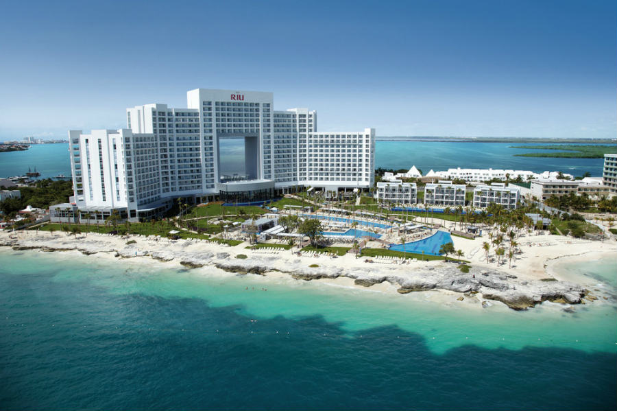 Hotel Riu Palace Peninsula All Inclusive 5 Star Hotel Cancun