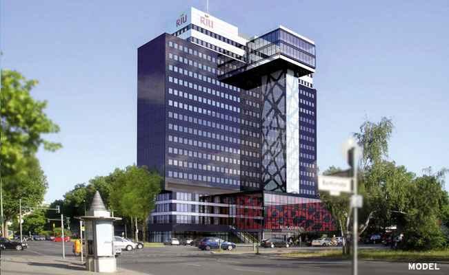 Hotel Riu Plaza Berlin Hotel In Berlin Hotel In