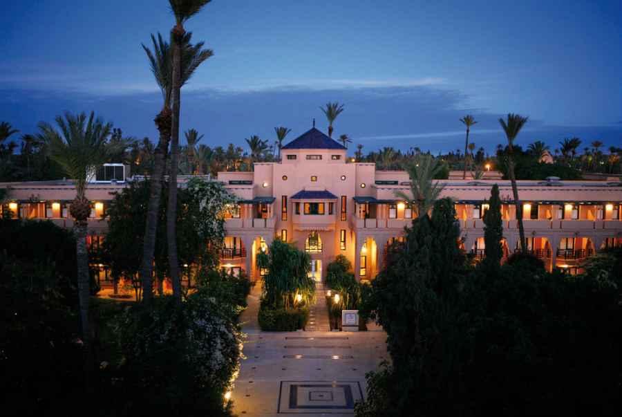 Hotel riu tikida garden all inclusive hotel marrakech for Hotels marrakech