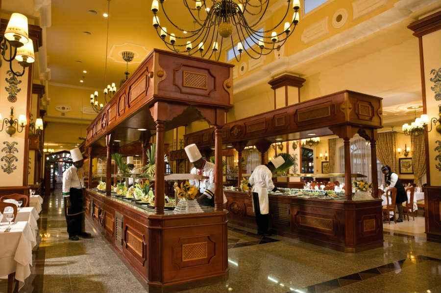 Photo nirvana asian restaurant riu vallarta