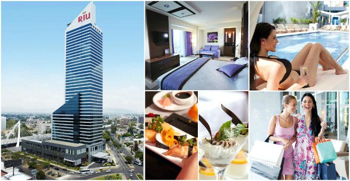 RIU PLAZA: URBAN HOTELS, TRENDY WITH ELEGANCE