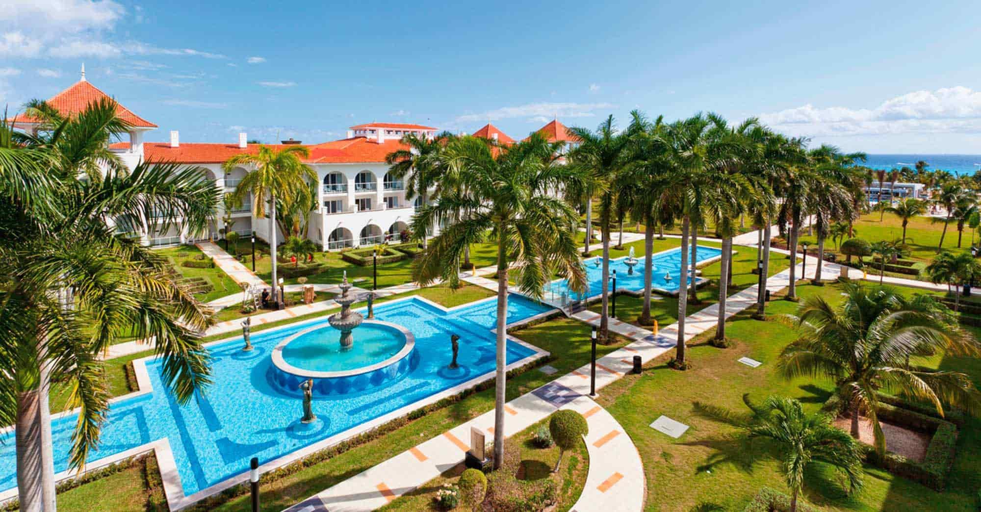 hotel all inclusive mexique