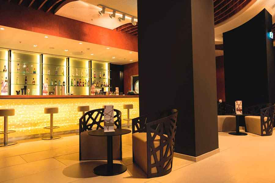 Hotel Riu Plaza Berlin - Bar