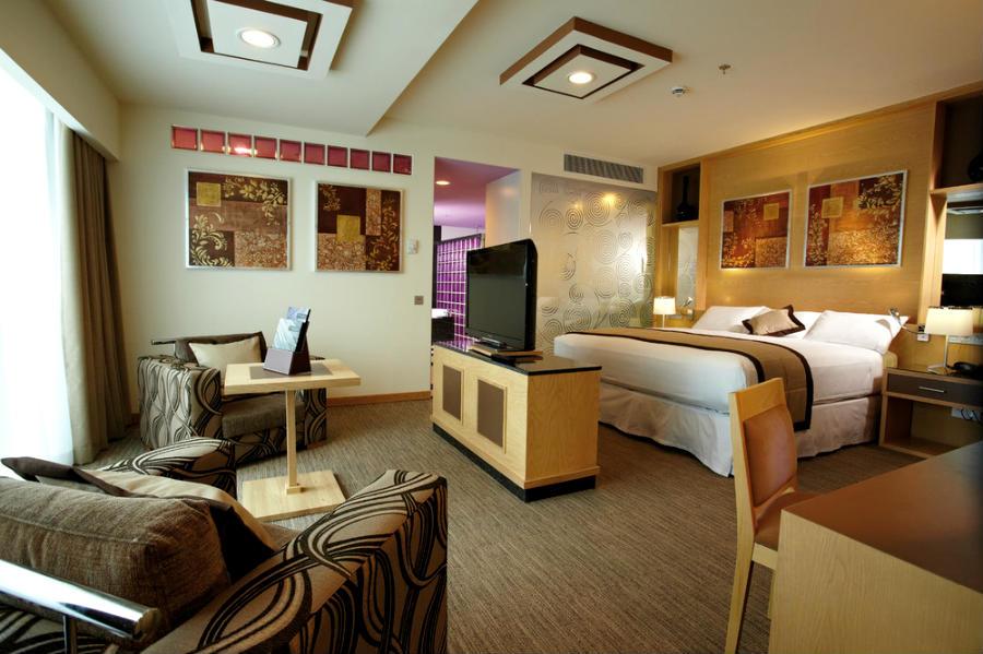 hotel ryu chiclana:
