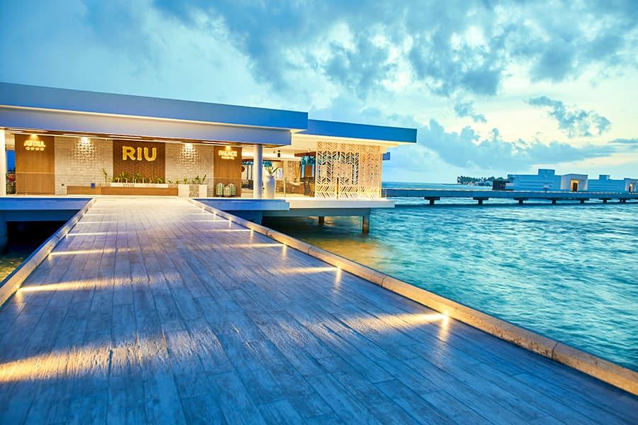 Hotel Riu Palace Maldivas, all-inclusive resort in The Maldives