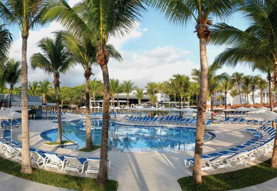 Riu Playacar Renovations : Hotel riu yucatan playa del carmen todo incluido
