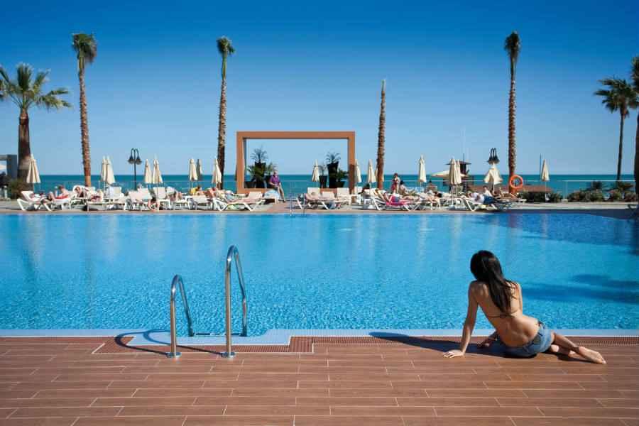 Hotel Riu Nautilus Hotel Playa De Torremolinos Solo Adultos