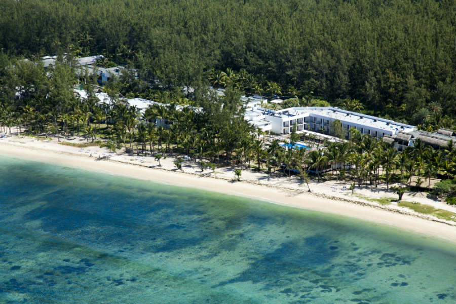 Hotel Riu Le Morne - Playa