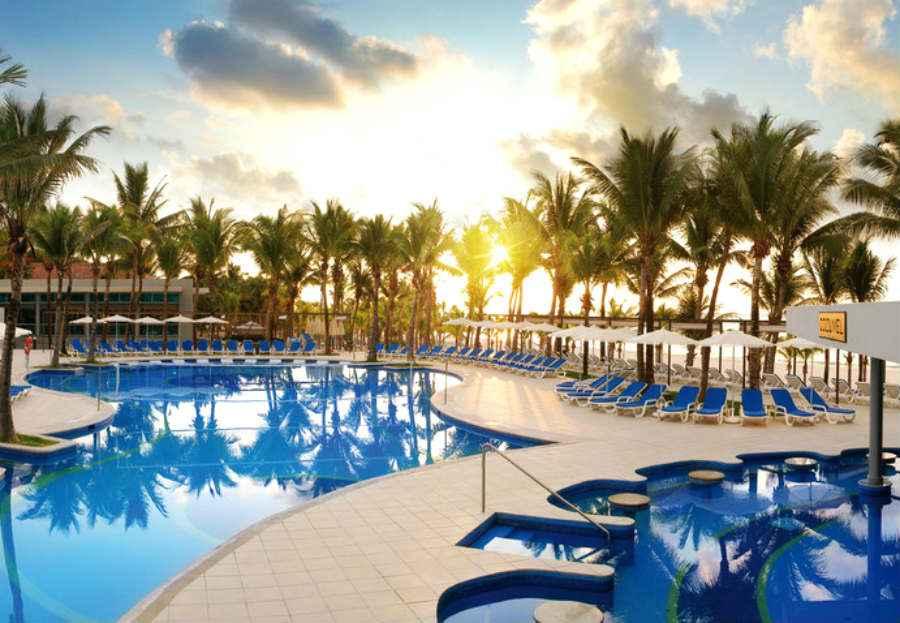 Hotel Riu Yucatan Hotel Playa Del Carmen Todo Incluido