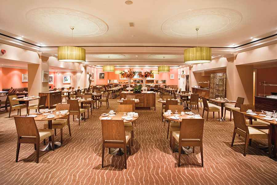 Hotel Riu Plaza The Gresham Dublin - Restaurante
