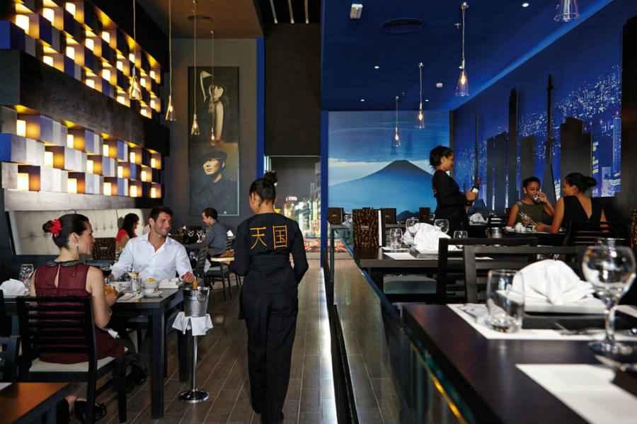 Panama City Japanese Restaurant