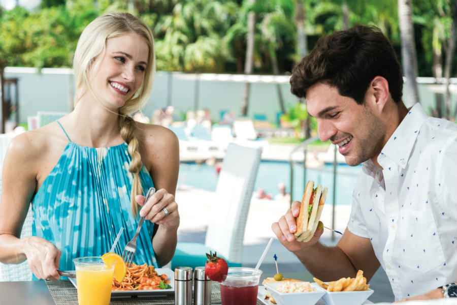 Hotel Riu Plaza Miami Beach - Restaurante