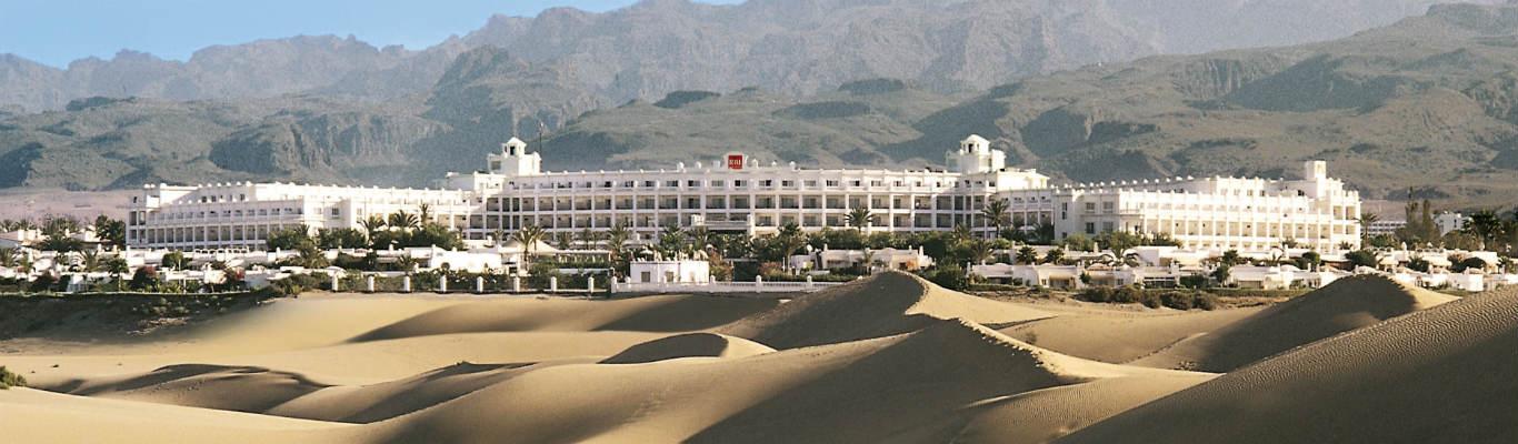 Resultado de imagen de riu Palace Maspalomas