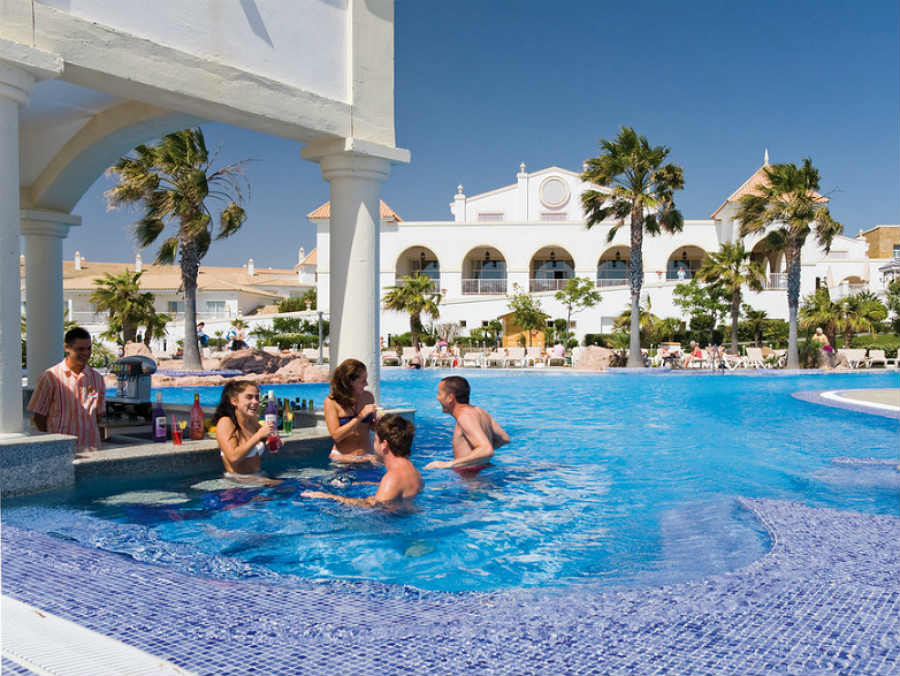 ClubHotel Riu Chiclana - Bar piscine