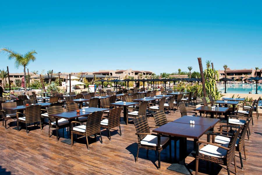 ClubHotel Riu Tikida Palmeraie Htel Marrakech Familial