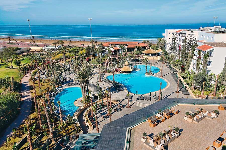 H 244 Tel Riu Tikida Beach H 244 Tel Agadir Adultes Seulement