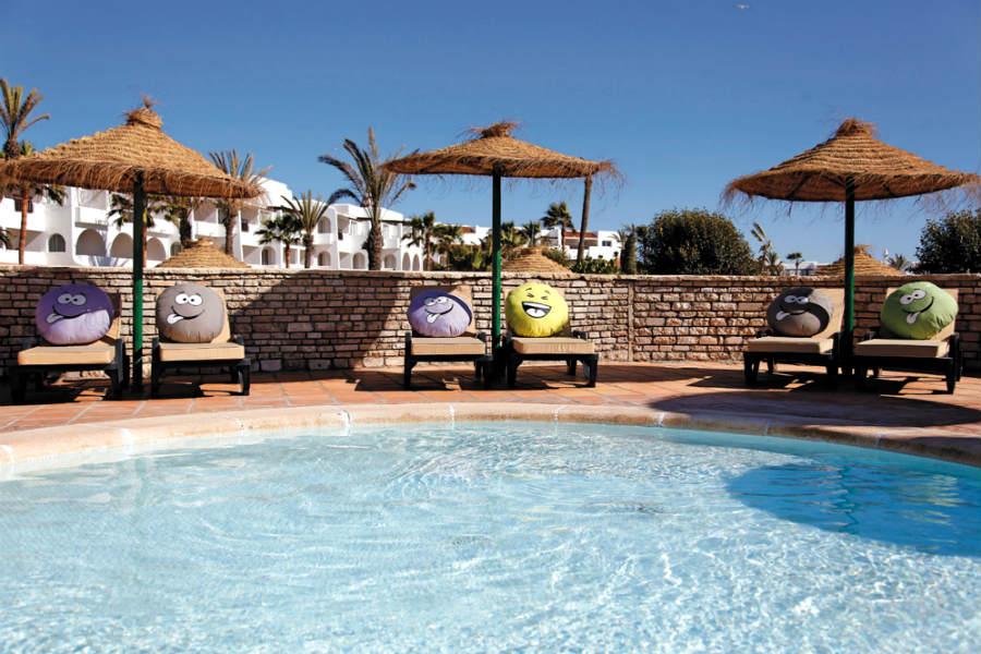 Hotel Club Tout Compris Agadir