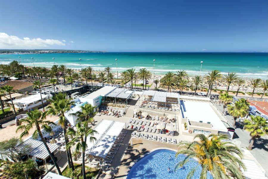 Hotel Riu San Francisco S Only Playa De Palma