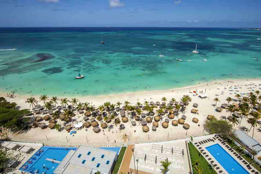 Hotel Riu Palace Antillas Adults Only Hotel - Aruba vacations all inclusive