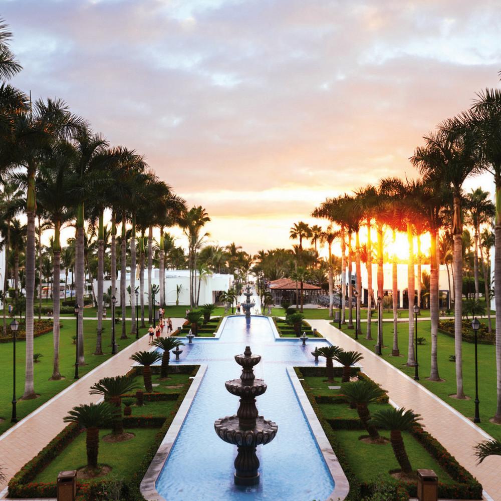 Hotel Riu Jalisco All Inclusive Familienhotel Puerto Vallarta