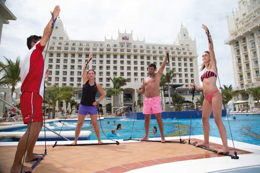 Hotel Riu Palace Aruba All Inclusive Hotel Palm Beach - Aruba vacations all inclusive