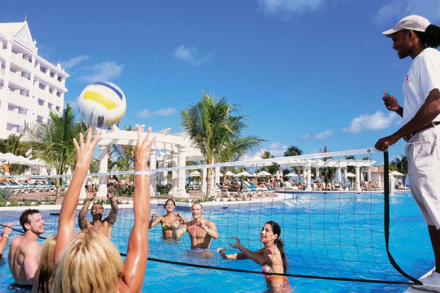 Clubhotel Riu Ocho Rios All Inclusive Hotel Strand Van Ocho Rios