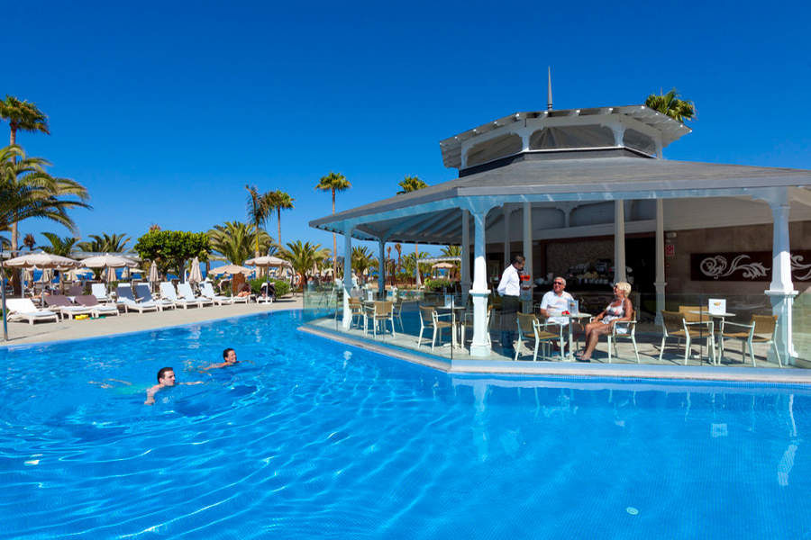 Hotel Riu Palace Tenerife - Pool bar