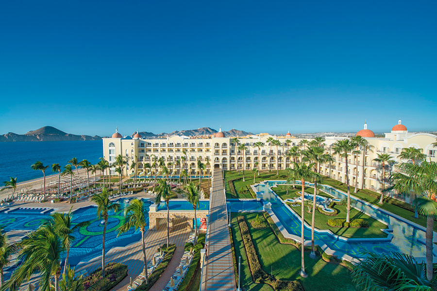 Hotel Riu Palace Cabo San Lucas - Dienst