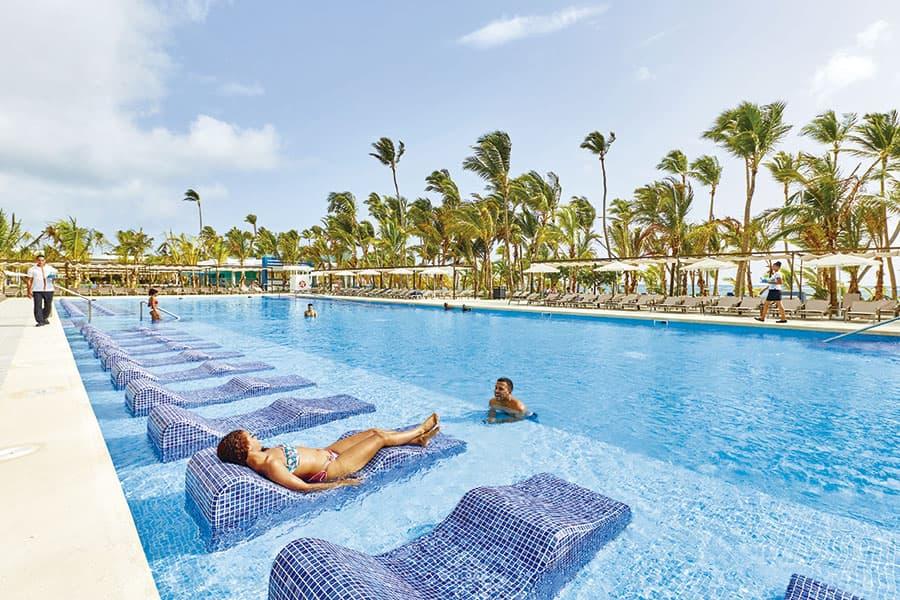 Punta Cana Resorts >> Hotel Riu Palace Punta Cana All Inclusive Hotel In Punta Cana